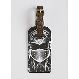 VIDA Leather Accent Tag - Coffee/Curlers Tag by VIDA qzVuUup