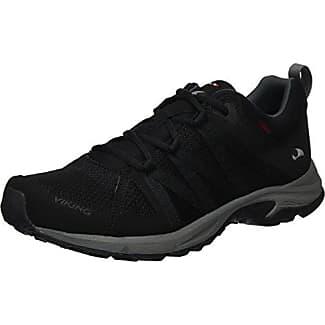 Komfort W Viking, Chaussures De Sport Femmes Extérieures, Noir (noir / Blanc 201), 36 Eu