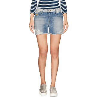 Shorts for Women On Sale, Denim, Cotton, 2017, 25 26 30 Vivienne Westwood