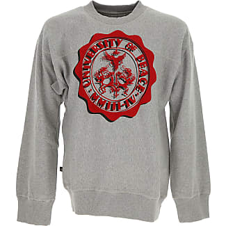 Sweatshirt for Men On Sale, Bluette, Cotton, 2017, L M S Vivienne Westwood