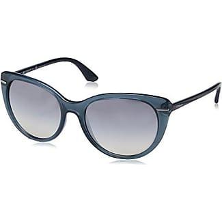 VOUGE Damen Sonnenbrille 0VO5133S W65613, Braun (Dark Havana/Browngradient), 53