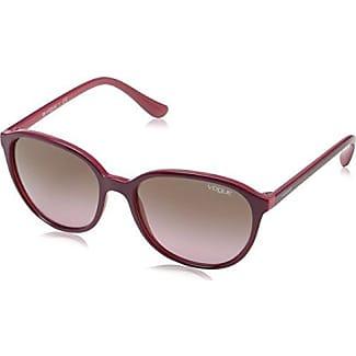 Vogue Sonnenbrille Mod.2916SB Mud green/opal azure/Azure grad pink grad brown, 58