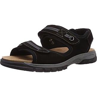 Waldläufer Haslo - Zapatos de cordones de Piel para hombre, color azul, talla 42 EU / 8 UK