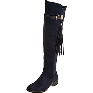 Womens 030446 Boots, Navy Xti