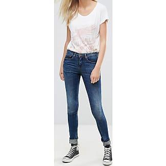 Jane - Helle Skinny-Jeans - Navy Blend 14MjCQ