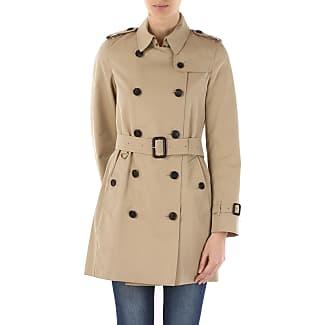 Mantel für Damen%2c Trenchcoat Günstig im Sale%2c Beige%2c Baumwolle%2c 2017%2c 38 40 42 Burberry 9Y6Eolp4MZ