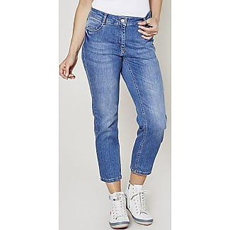 Damen 7/8-Jeans Franny Blau - auch in Übergrößen Deerberg NZtMY6kTYs
