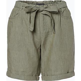 Damen Shorts aus Leinen blau Franco Callegari Freies Verschiffen Neue u72GZuN