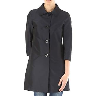 Mantel für Damen%2c Trenchcoat Günstig im Sale%2c Weiss%2c Baumwolle%2c 2017%2c 40 42 44 Fay rAXbGT