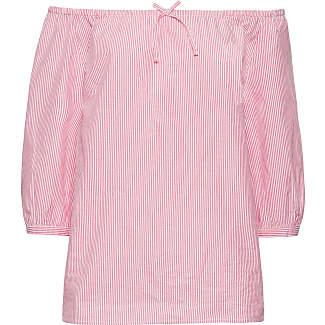 Billig Verkauf Wahl Günstig Kaufen Sneakernews Carmenbluse mit 3/4-Ärmeln in rosa von bonprix John Baner Jeanswear VV7d9w