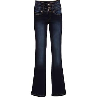 Stretch-Jeans Schlankmacher in schwarz von bonprix John Baner Jeanswear 953iFd