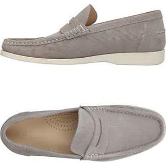 Tamboga258-33 - Zapatos Planos con Cordones Hombre, Color Blanco, Talla 42