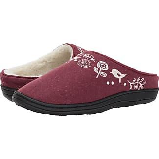 Acorn Talara Mule Garnet Womens Slippers