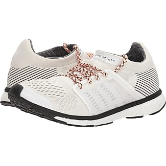 adidas by Stella McCartney Adizero Adios (Core White/Stone/Core Black)  Womens