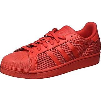 Adidas Sneaker Court Vantage Adicolor S80253 Rot, Schuhgröße:38