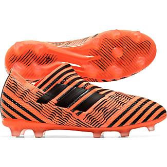 the latest 5592a eb8a6 ... adidas nemeziz 17+ 360 agility fg kids football boots solar orange