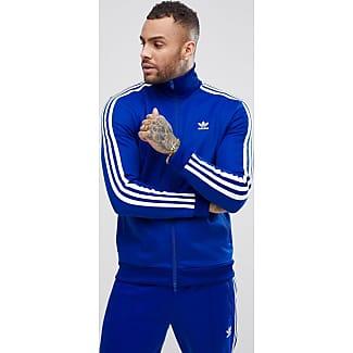 miglior servizio 43f3a cfa87 giacca adidas blu