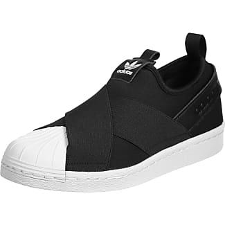 adidas noir sans lacet