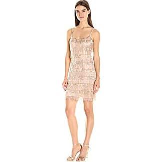 Harvest Gold Knee Length Dress