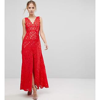 Kleid mit schlitz vorne