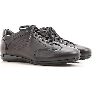 Alberto Guardiani - Zapatos de cordones para hombre gris gris gris Size: 41