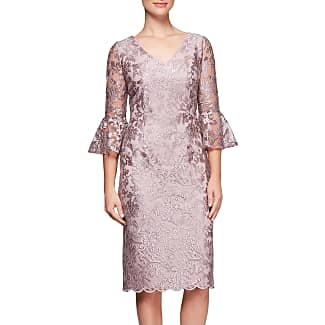 Wedgewood Lace Formal Dress