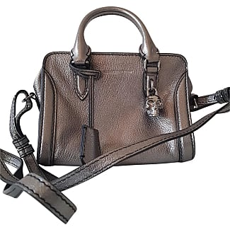 Pre-owned - Leather crossbody bag Alexander McQueen