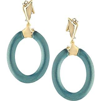 Alór Multi-Hoop Drop Earrings w/ Diamonds