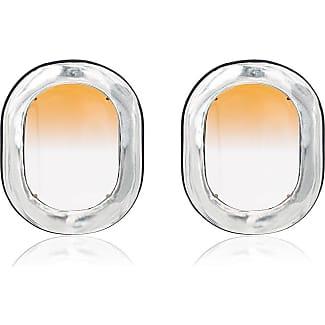 All_Blues 925 sterling silver Airplane Window earrings - Metallic