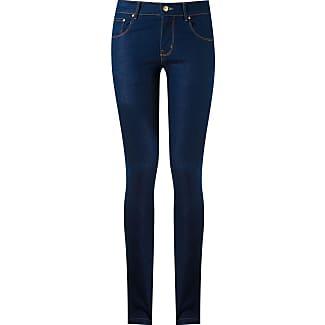 Overdyed skinny jeans - Grey Amapô