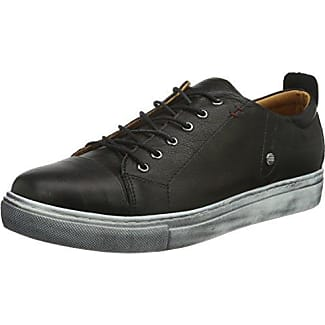 Andrea Conti 0342718, Zapatillas para Mujer, Negro (Schwarz 002), 36 EU