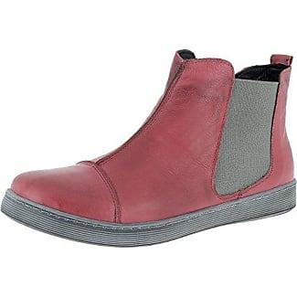 Andrea Conti Damen Chelsea Boot 0342729, Größe:38 EU, Farbe:Grau