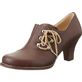 Andrea Conti 3596406 Zapatos de Tacón Mujer Color Marrón Talla 36 EU ... 3e5dd9cf61261