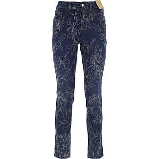 Jeans On Sale, Old Rose, Cotton, 2017, 26 28 30 32 34 36 Angelo Marani