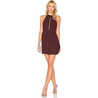 Dakota Mini Dress in Wine. - size 2 (also in 0,4) AQ/AQ