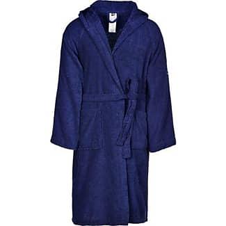 Peignoirs de bain pour hommes en bleu fonc d s 25 81 for Peignoir piscine