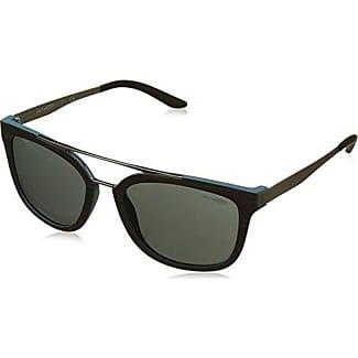 Unisex-Adults Reserve Sunglasses, Havana Rubber 21528N, 57 Arnette
