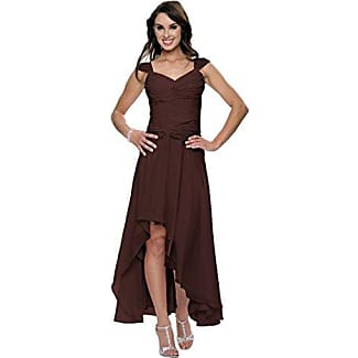 co6021ap - Robe - Femme - Marron - FR: 48 (Taille Fabricant : 46)Astrapahl