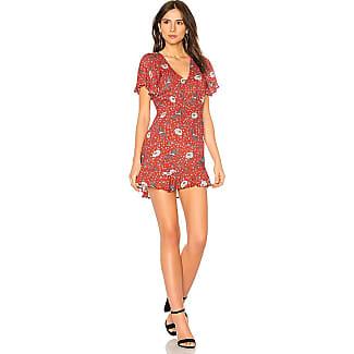 Daphne Easy Days Mini Dress in Red. - size Aus 10/US M (also in Aus 12/US L,Aus 6/US XS,Aus 8/US S) Auguste