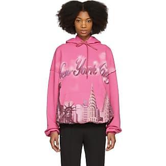 balenciaga hoodie pink