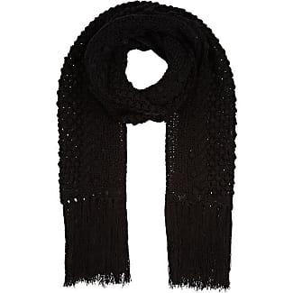 Womens Beaded Wool-Cashmere Scarf Barneys New York