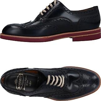 FOOTWEAR - Lace-up shoes Blu Barrett
