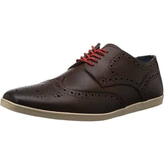 Sussex, Baskets Homme, Marron (Washed Brown), 45 EU (11 UK)Base London