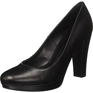 Bata 7236984 - Zapatos de Vestir de Piel para Mujer Negro Size: 37 Bata