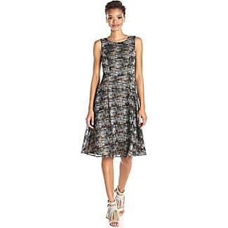 Bcbg black and white cocktail dress