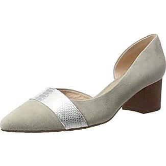 Belmondo 703522 03, Zapatos de Tacón con Punta Cerrada para Mujer, Gris (Grigio), 40 EU