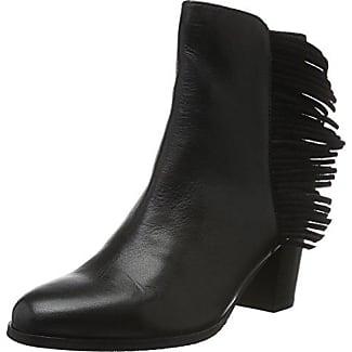 703505 01, Zapatillas de Estar por Casa para Mujer, Negro (Nero), 39 EU Belmondo