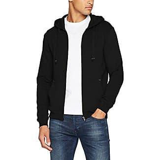 Jacket W/Hood L/s, Chaqueta para Hombre, Morado (Burgundy 88z), Large Benetton
