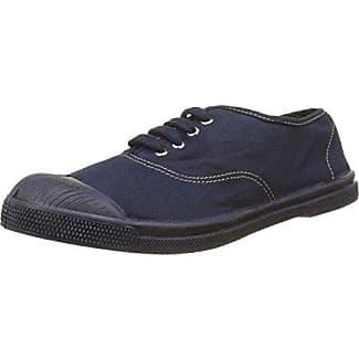 Bensimon Tennis Lacets Liberty, Zapatillas para Mujer, Azul (Bleu), 38 EU