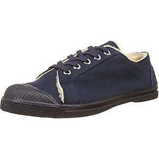 Bensimon Tennis Colorsole, Zapatillas para Mujer, Azul (Marine), 37 EU